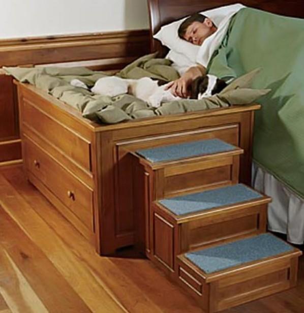 Как сделать кровать для человека 101