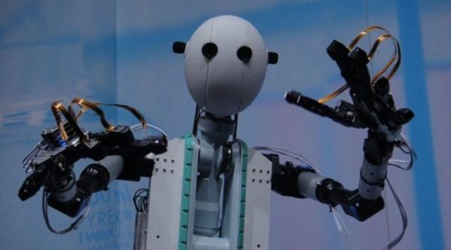 Как сделать робота андроида