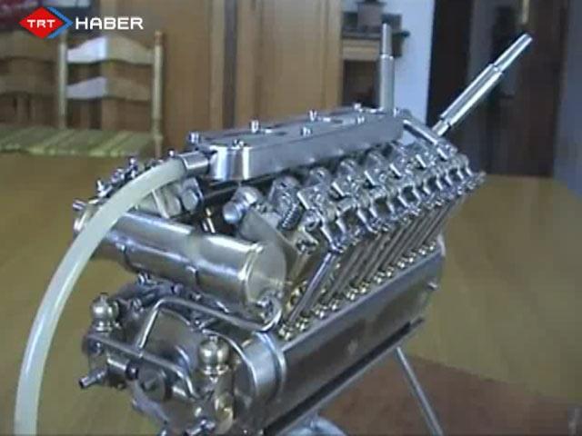 Двс двигатель своими руками видео