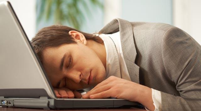Большой человек во сне
