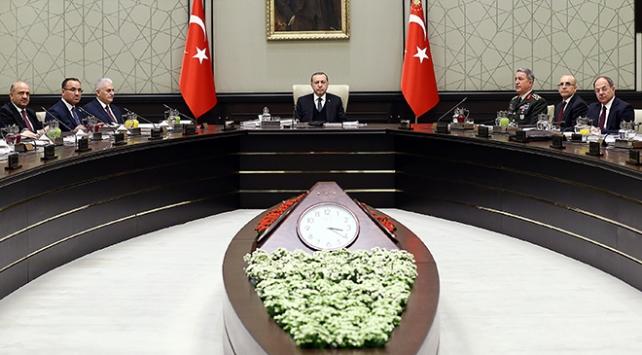 Türkiye'de MGK bildirisi Açıklandı: ''Tehditlerin Bertarafı İçin Gereken Adımlar Atılacak''